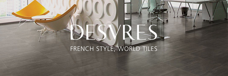 Desvres carrelages toutes les collections for Carrelage desvres